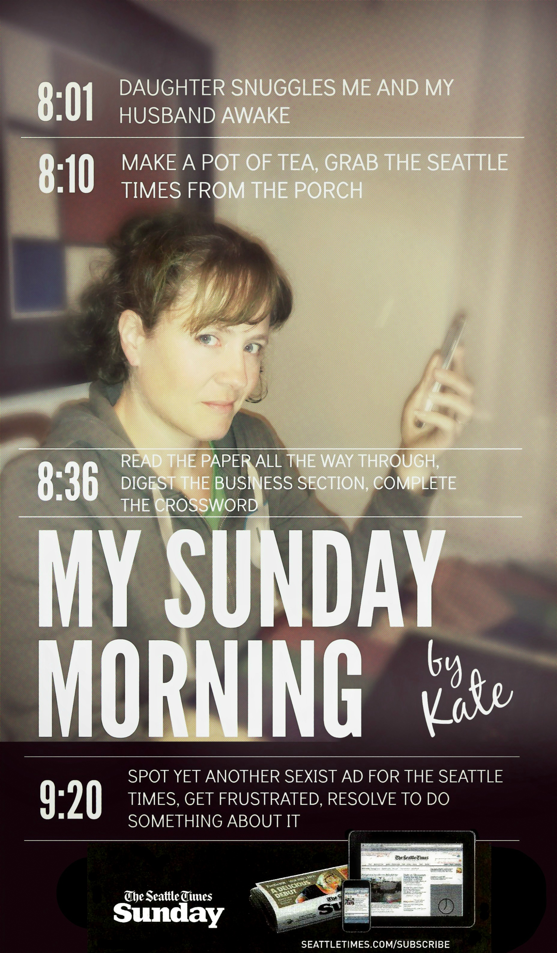 Kate's Sunday Morning